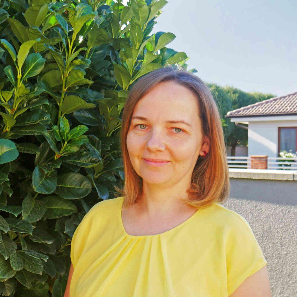 Lektorka, učiteľka vzdelávacieho centra Edupark